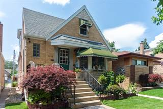 Single Family for sale in 3248 North Nordica Avenue, Chicago, IL, 60634