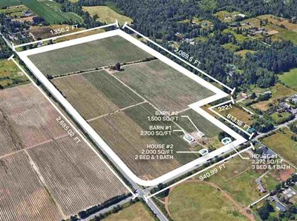 Agriculture for sale in 23072 64 AVENUE, Langley Township, British Columbia