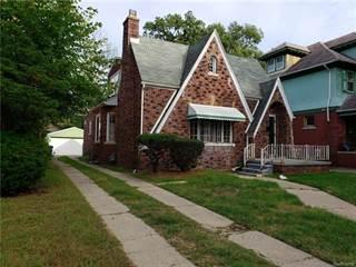 Single Family for sale in 17376 GREENLAWN Street, Detroit, MI, 48221