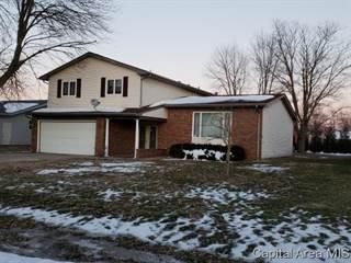 Single Family for sale in 106 BOB O LINK LN, Virden, IL, 62690