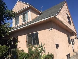 Multi-family Home for sale in 219 E 84th Place, Los Angeles, CA, 90003