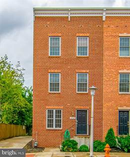 Residential Property for sale in 1840 JACKSON ST, Baltimore City, MD, 21230