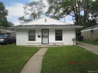 Single Family for sale in 20005 GRIGGS Street, Detroit, MI, 48221