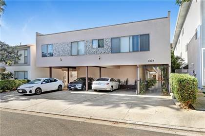 Multifamily for sale in 1047 N Sierra Bonita Avenue, West Hollywood, CA, 90046