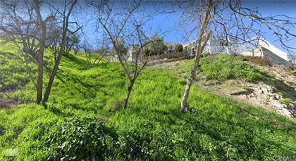 Lots And Land for sale in 2610 Onyx Drive, Los Angeles, CA, 90032
