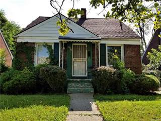 Single Family for sale in 9076 CLOVERLAWN Street, Detroit, MI, 48204