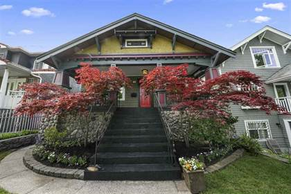Single Family for sale in 2360 E 4TH AVENUE, Vancouver, British Columbia, V5N1L1