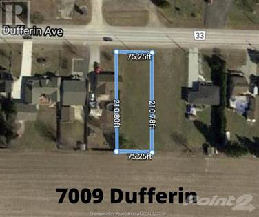 Residential Property for sale in 7009 Dufferin Ave, Wallaceburg, Ontario, N8A 4N3