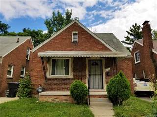 Single Family for sale in 16724 ASBURY Park, Detroit, MI, 48235