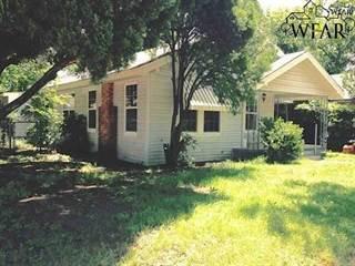 Single Family for sale in 1901 BRITAIN STREET, Wichita Falls, TX, 76309