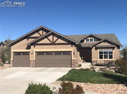Residential Property for sale in 6074 Brave Eagle Drive, Colorado Springs, CO, 80924