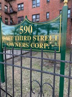 Residential Property for sale in 590 E Third St. Street E 3A, Mount Vernon, NY, 10553
