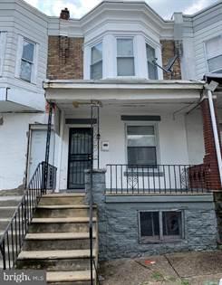 Residential Property for sale in 224 N AVONDALE STREET, Philadelphia, PA, 19139
