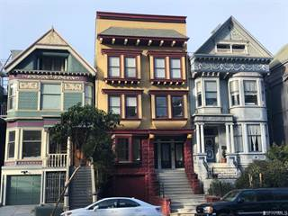 Multi-family Home for sale in 1748 Fell Street, San Francisco, CA, 94117