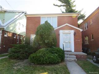 Single Family for rent in 13606 NORTHLAWN Street, Detroit, MI, 48238