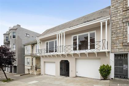 Multifamily for sale in 1556 9th Avenue, San Francisco, CA, 94122