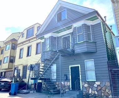 Residential Property for sale in 1919 Oakdale Avenue, San Francisco, CA, 94124