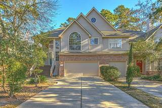 Townhouse for sale in 56 Lakeridge Drive, The Woodlands, TX, 77381