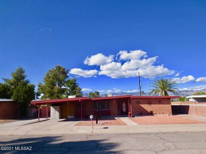 Residential Property for sale in 8141 E 4Th Place, Tucson, AZ, 85710