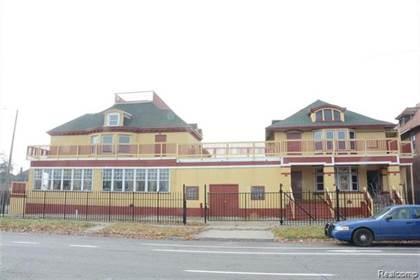 Residential Property for sale in 799 E GRAND Boulevard, Detroit, MI, 48207