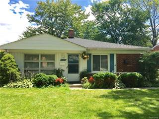 Single Family for sale in 28142 Brentwood, Southfield, MI, 48076