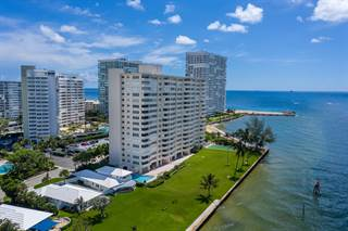 Residential Property for sale in 2100 S Ocean Drive 10j, Fort Lauderdale, FL, 33316