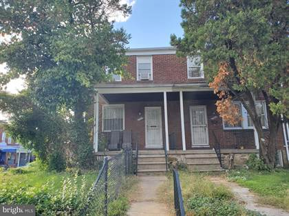 Residential Property for sale in 1300 KENHILL AVENUE, Baltimore City, MD, 21213