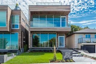 Residential Property for sale in 674 Saskatchewan CRESCENT E, Saskatoon, Saskatchewan