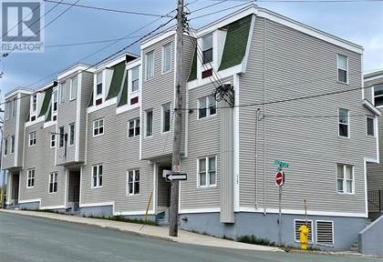 Single Family for rent in 117 Queens Road Unit 13, St. John's, Newfoundland and Labrador, A1C2B2