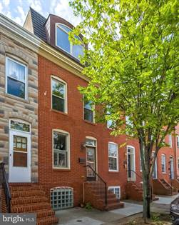 Residential Property for sale in 509 E FORT AVENUE, Baltimore City, MD, 21230