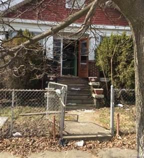 Residential Property for rent in 9399 MONICA Street, Detroit, MI, 48204