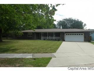 Single Family for sale in 4100 Pickfair Road, Springfield, IL, 62703