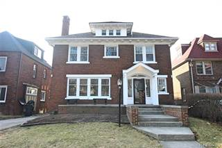 Single Family for sale in 8911 LA SALLE Boulevard, Detroit, MI, 48206