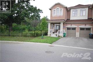 Single Family for rent in 3443 PARK HEIGHTS WAY, Mississauga, Ontario