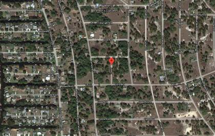 Lots And Land for sale in 613 LYNN COURT, Lake Placid, FL, 33852