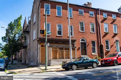 Residential Property for sale in 1900 E PRATT STREET, Baltimore City, MD, 21231