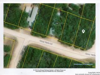 Lots And Land for sale in Camp Verde Rd Lot 305, Bandera, TX, 78003