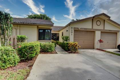 Residential Property for sale in 8101 Whispering Palm Drive, Boca Raton, FL, 33496