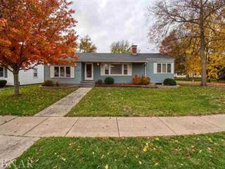 Single Family for sale in 313 North Blatchford, McLean, IL, 61754