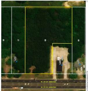 Lots And Land for sale in US-45 ALT, West Point, MS, 39773