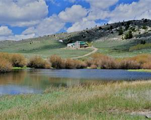 Single Family for sale in 65 PINE DR /CO RD 306, Kemmerer, WY, 83101