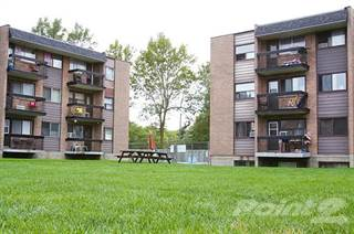 Apartment for rent in Westview 2 Apartments - 1 Bedroom, Kingston, Ontario
