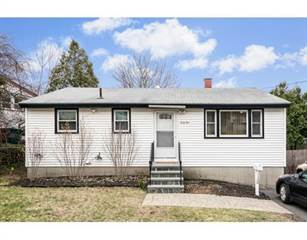 Single Family for sale in 45 Wedgemere Drive, Lowell, MA, 01852