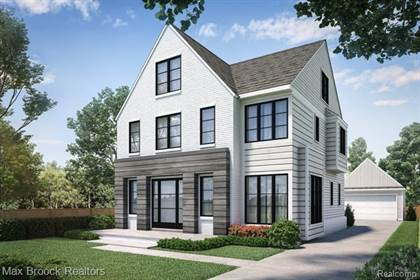 Residential Property for sale in 1563 STANLEY Boulevard, Birmingham, MI, 48009