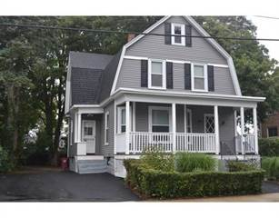 Single Family for sale in 78 Hampshire St, Lowell, MA, 01850