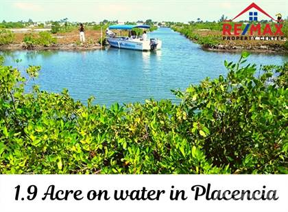 Lots And Land for sale in #7035 - 1.924 Acre Placencia Lagoon Parcel on Small Island, Placencia, Stann Creek