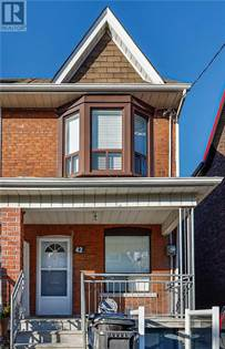 Single Family for sale in 42 CLOVERDALE RD, Toronto, Ontario, M6N3L5