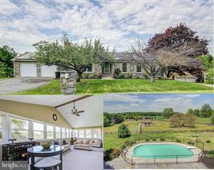 Pleasing Farms Ranches Acreages For Sale In Mount Airy Md Home Interior And Landscaping Palasignezvosmurscom