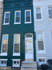 Townhouse for rent in 707 W LANVALE STREET, Baltimore City, MD, 21217