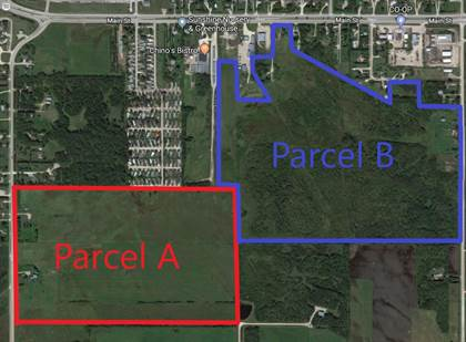 Vacant Land for sale in 116 Hirschfeld Road, Steinbach, Manitoba, R5G1Z9
